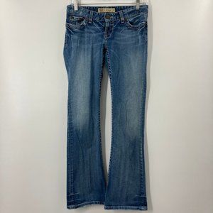 BKE Denim Stella Boot cut Stretch Jeans